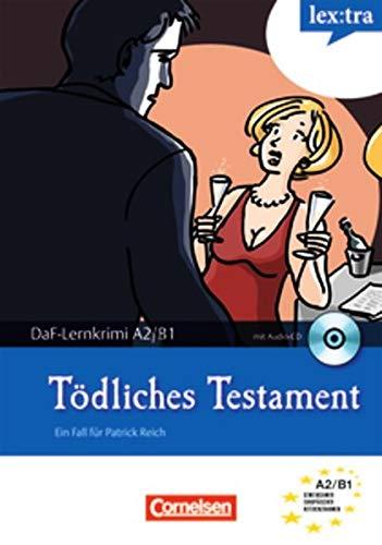 9783589015160: Tödliches Testament: Ein Fall für Patrick Reich (lex:tra)
