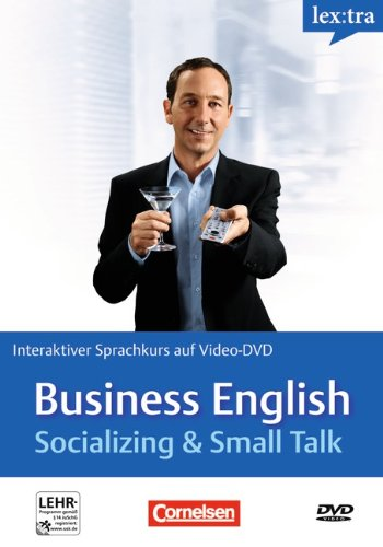 9783589015573: Business English - Socializing & Small Talk (+ Buch) [Alemania] [DVD]