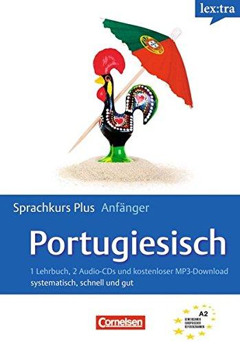 9783589015849: Lextra - Sprachkurs Plus: Portugiesisch. Selbstlernbuch und 2 CDs: Europäischer Referenzrahmen: A2