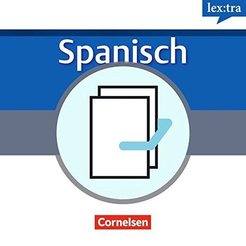 9783589017249: Lextra Spanisch A1-B1 (Übungsbuch) und A1-B2 (Lernwörterbuch)