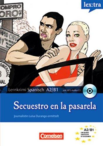 Lextra Spanisch Lernkrimis: Ein Fall für Luisa: Andrea Bucheli Gomez,