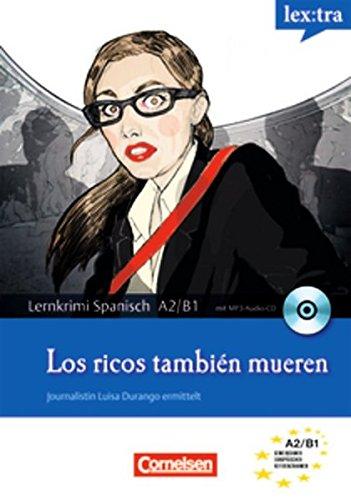 Lextra - Spanisch - Lernkrimis: Journalistin Luisa: Bucheli Gomez, Andrea,