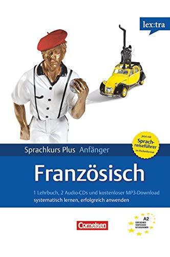 9783589020089: Lextra Französisch Sprachkurs Plus: Anfänger A1/A2. Neubearbeitung