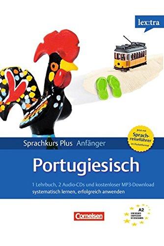 9783589020157: Lextra Portugiesisch Sprachkurs Plus Anfänger A1/A2. Neubearbeitung: Mit kostenlosem MP3-Download und Pocket-Sprach-Reiseführer