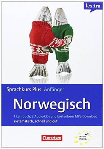 9783589020393: Lextra Norwegisch Sprachkurs Plus Sprachkurs und Kompaktgrammatik: A1-A2 (Sprachkurs) und A1-B1 (Kompaktgrammatik). 01521-4 und 01990-8 im Paket