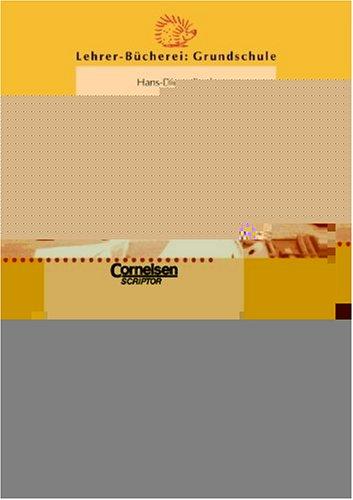 9783589050352: Lehrerbücherei Grundschule: ABC-Projekte: Mit allen Sinnen - in allen Fächern - Beispiele für die Klassen 1 bis 4