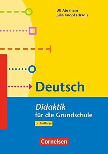 9783589162109: 1.-4. Schuljahr - Deutsch - Didaktik für die Grundschule