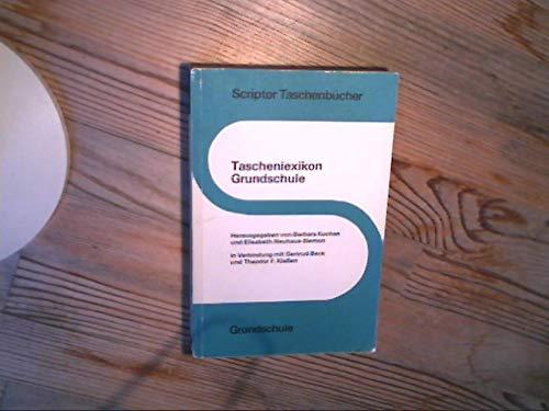 9783589207039: Taschenlexikon Grundschule