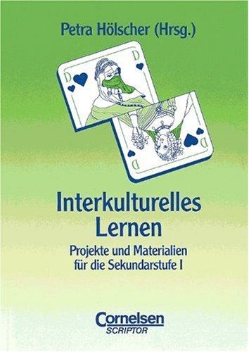 9783589210503: Interkulturelles Lernen. Projekte und Materialien für die Sekundarstufe I.