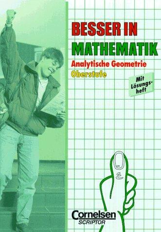 9783589210718: Besser in Mathematik, Analytische Geometrie