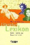 9783589211036: Literaturlexikon. Daten, Fakten und Zusammenhänge. (Livre en allemand)