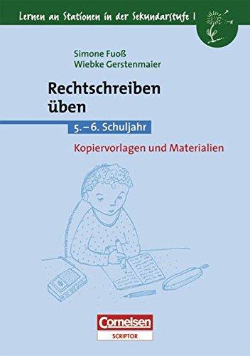 Lernen an Stationen in der Sekundarstufe I: Bauer, Roland, Simone