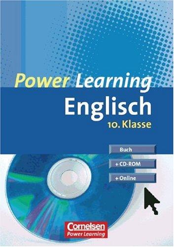 9783589215133: Power Learning. English 10. Klasse.