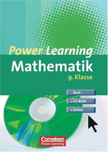 Power Learning Mathematik 9. Klasse: Karl Abele, Hans,