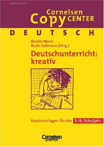 9783589215980: Kreativer Deutschunterricht.
