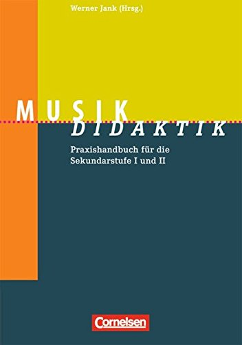 9783589220502: Musik-Didaktik