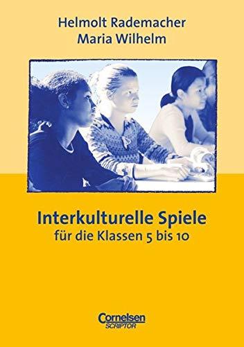 9783589221134: Interkulturelle Spiele: Für das 5. bis 10. Schuljahr