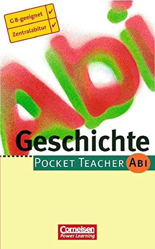 Pocket Teacher Abi. Sekundarstufe II - Bisherige: Matthiessen, Wilhelm