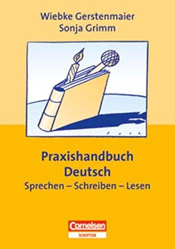 Praxishandbuch Deutsch. RSR 2006 - Grimm, Sonja