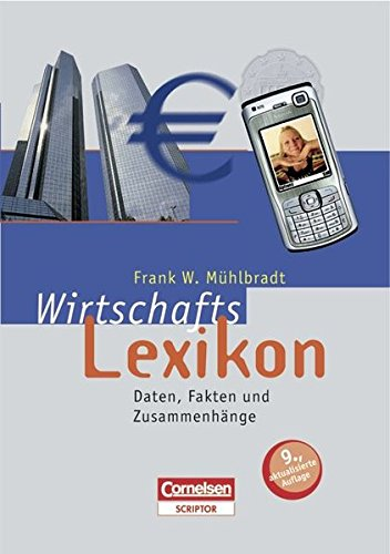 9783589224449: Wirtschaftslexikon