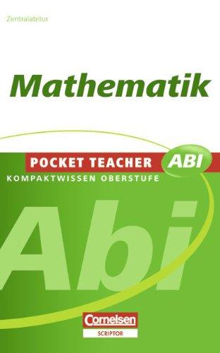 9783589225002: Mathematik Basiswissen Oberstufe