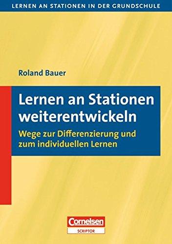 9783589229994: Lernen an Stationen weiterentwickeln ...