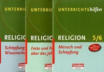 9783589230730: Unterrichtshilfen Religion