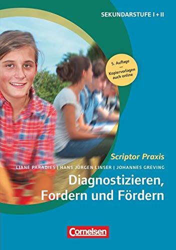 9783589231683: Diagnostizieren, Fordern und Fördern