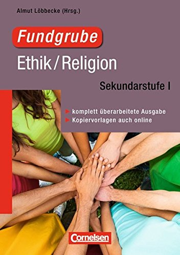 9783589233366: Fundgrube Ethik/Religion: Sekundarstufe 1