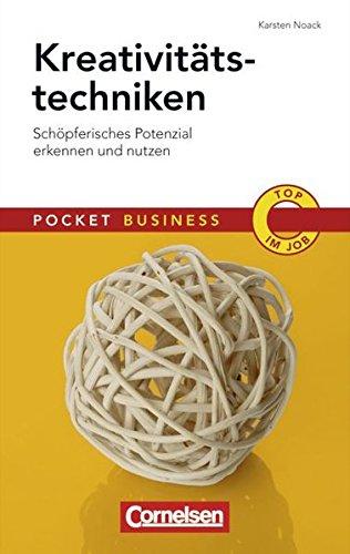 9783589234271: Pocket Business: Kreativitätstechniken: Schöpferisches Potenzial erkennen und nutzen