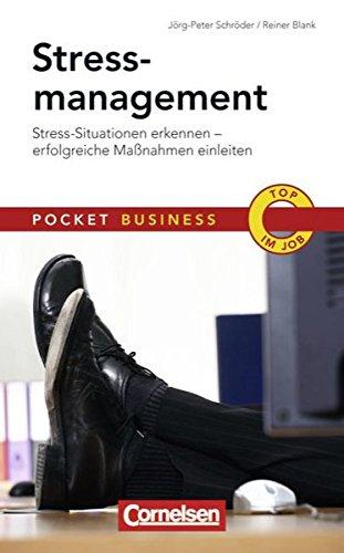 9783589234356: Stressmanagement: Stress-Situationen erkennen - erfolgreiche Maßnahmen einleiten