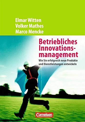 9783589236657: Betriebliches Innovationsmanagement