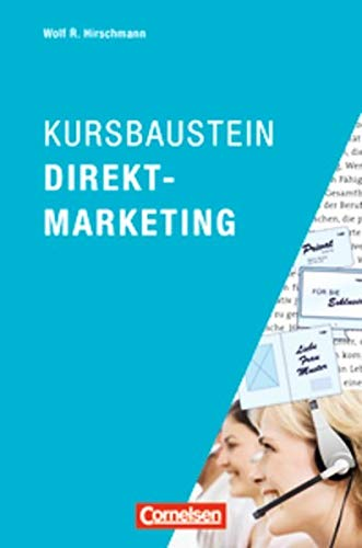 9783589239290: Kompetenz in Medien- und Werbeberufen: Kursbaustein Direktmarketing