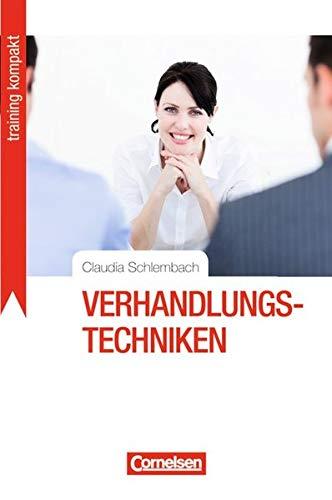 9783589239917: Verhandlungstechniken