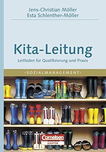 9783589242702: Kita - Leitung. Leitfaden für Qualifizierung und Praxis