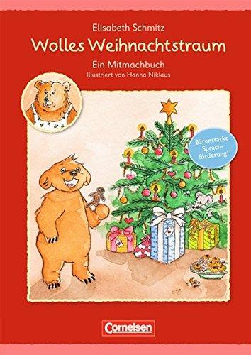 9783589247349: Sprachförderung mit Wolle: Wolles Weihnachtstraum