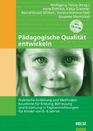 9783589252817: Pädagogische Qualität entwickeln