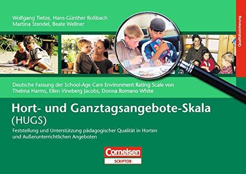 9783589253180: Hort und Ganztagsangebote-Skala (HUGS)