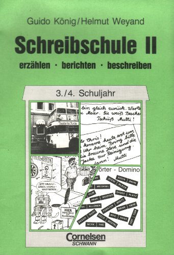 Schreibschule, Bd.2 - Dr. Helmut Weyand, Guido König