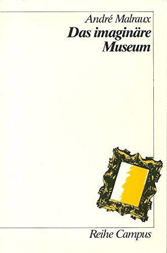 9783593338699: Das imagin�re Museum