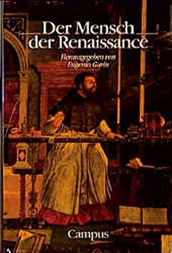 Der Mensch der Renaissance. (3593342707) by Garin, Eugenio