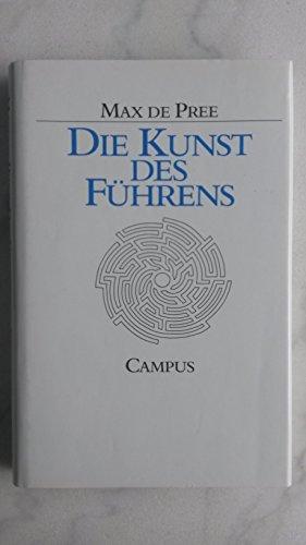 9783593343235: Die Kunst des Führens