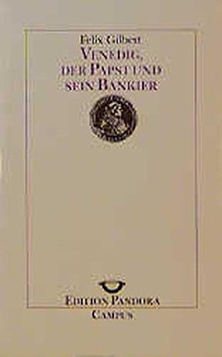 9783593350332: Venedig, der Papst und sein Bankier