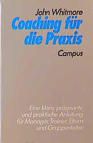 9783593351117: Coaching für die Praxis
