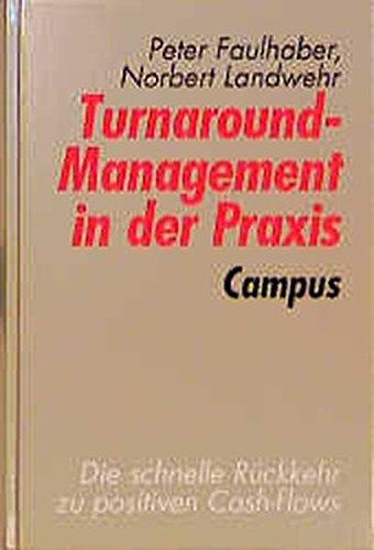 9783593355481: Turnaround-Management in der Praxis