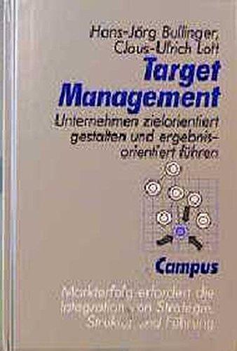 9783593357959: Target Management