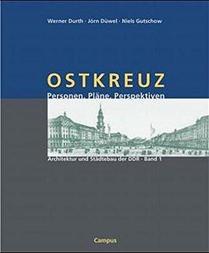 9783593359335: Architektur und Städtebau der DDR (German Edition)