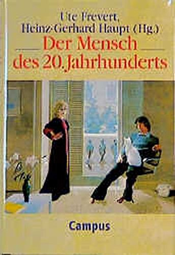 9783593362724: Der Mensch des 20. Jahrhunderts.