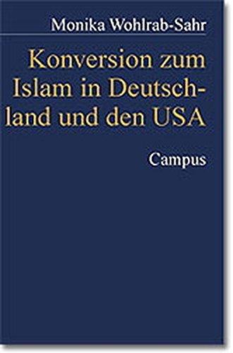 9783593363165: Konversion zum Islam in Deutschland und den USA