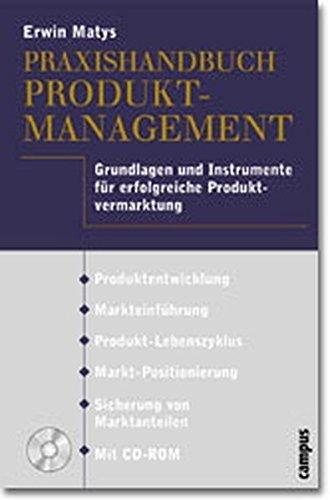9783593367910: Praxishandbuch Produktmanagement.